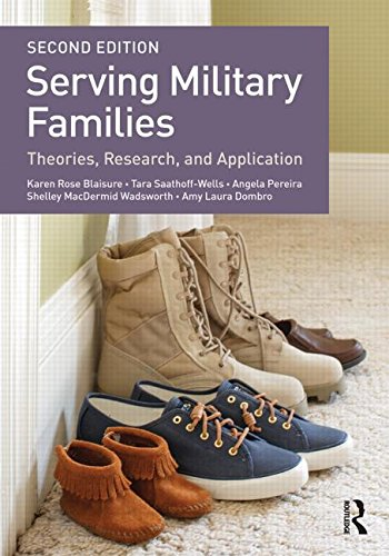 Serving Military Families Theories, Research, and Application 2nd 2016 (Revised) edition cover