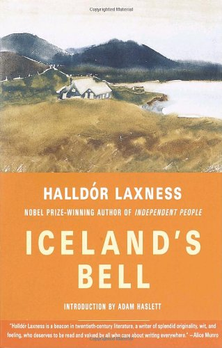Iceland's Bell   2003 edition cover