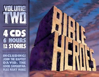 Bible Heroes  2003 (Unabridged) 9781400302253 Front Cover