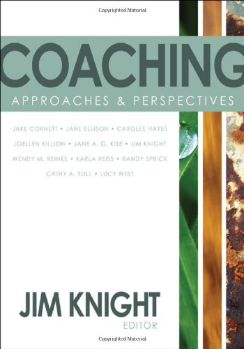 Coaching Approaches and Perspectives  2009 edition cover