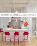 Residential Kitchen and Bath Design   2013 edition cover