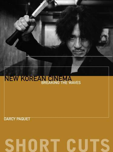 New Korean Cinema Breaking the Waves  2009 edition cover
