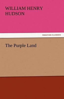 Purple Land  N/A 9783842429253 Front Cover