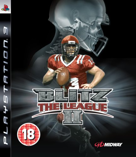 Blitz: The League II (PS3) PlayStation 3 artwork