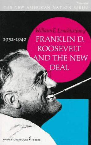 Franklin D. Roosevelt and the New Deal  N/A edition cover