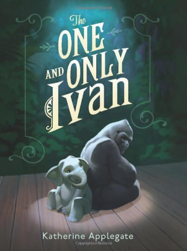 One and Only Ivan   2011 edition cover