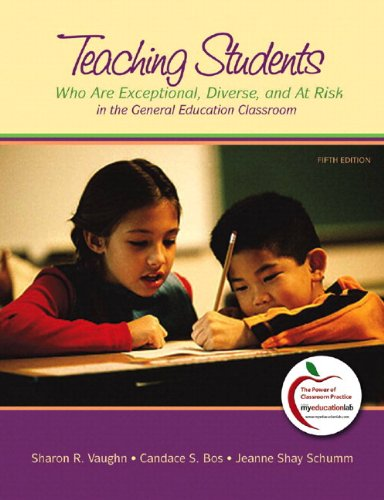 Teaching Students Who Are Exceptional, Diverse, and at Risk in the General Education Classroom 5th 2011 edition cover