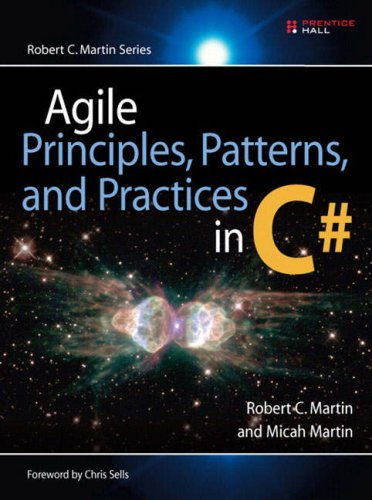 Agile Principles, Patterns, and Practices in C#   2007 edition cover
