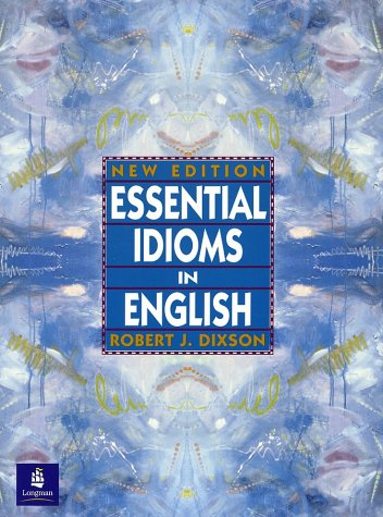 Essential Idioms in English   1994 edition cover