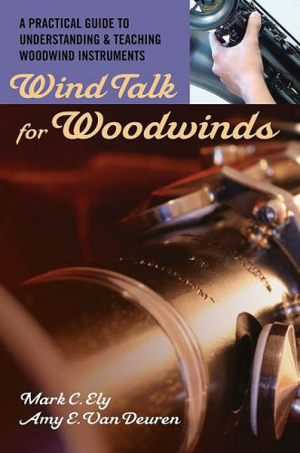 Wind Talk for Woodwinds A Practical Guide to Understanding and Teaching Woodwind Instruments  2009 edition cover