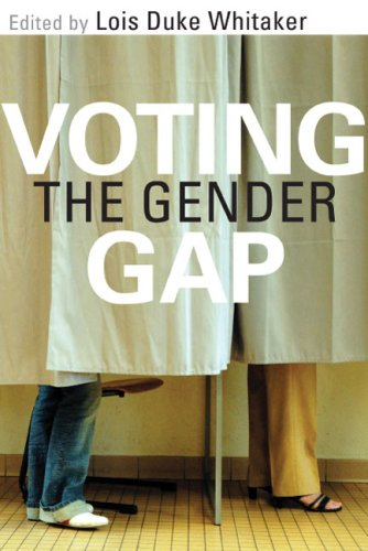 Voting the Gender Gap   2008 edition cover