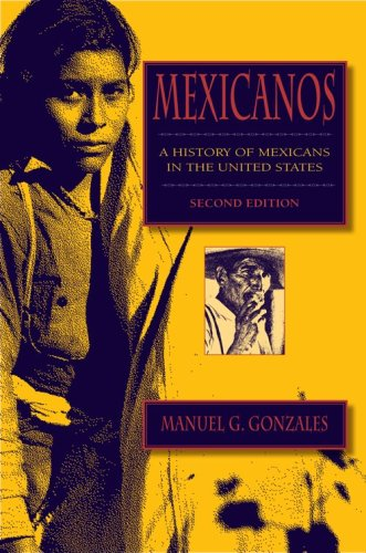 Mexicanos, Third Edition A History of Mexicans in the United States 3rd 2009 9780253221254 Front Cover