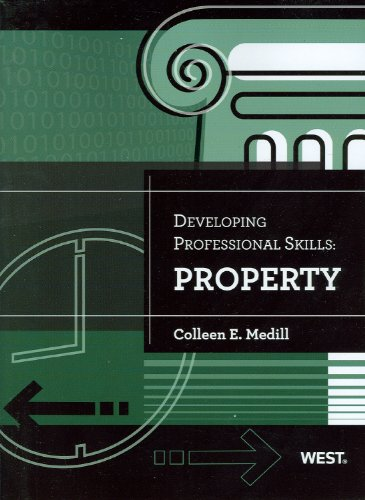 Developing Professional Skills Property  2012 edition cover