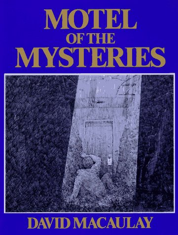 Motel of the Mysteries   1979 edition cover