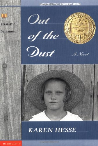 Out of the Dust   1997 9780590371254 Front Cover