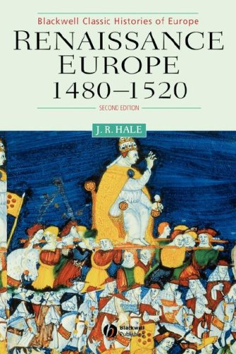 Renaissance Europe, 1480-1520  2nd 2000 (Revised) edition cover
