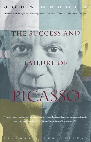 Success and Failure of Picasso  Reprint edition cover
