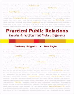 Practical Public Relations Theories and Techniques That Make a Difference Revised  edition cover