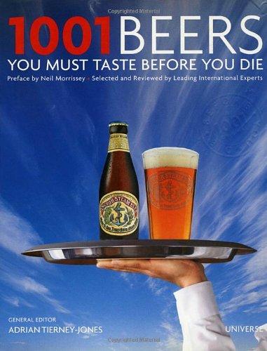 1001 Beers You Must Taste Before You Die  N/A edition cover