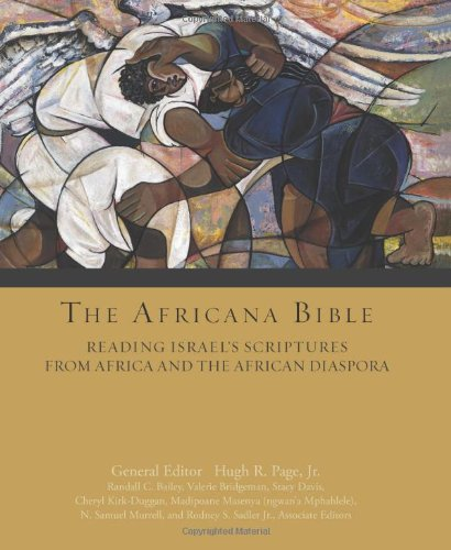 Africana Bible Reading Israel's Scriptures from Africa and the African Diaspora  2009 edition cover