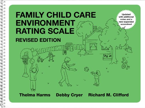 Family Child Care Environment Rating Scale   2007 (Revised) edition cover