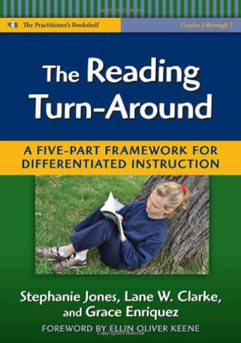 Reading Turn-Around A Five Part Framework for Differentiated Instruction  2010 edition cover