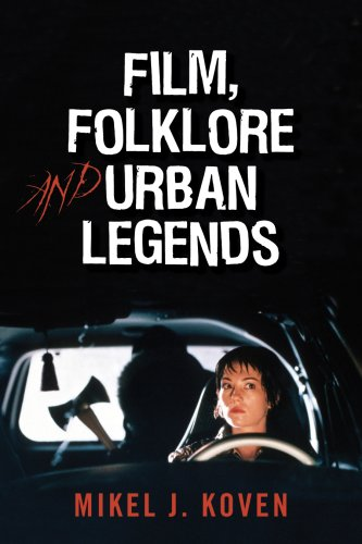 Film, Folklore and Urban Legends   2008 edition cover