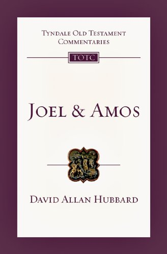 Joel and Amos   2009 edition cover