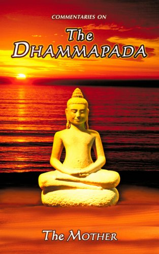 Commentaries on the Dhammapada   2004 edition cover