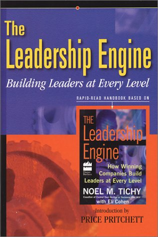 Leadership Engine : Building Leaders at Every Level 1st edition cover