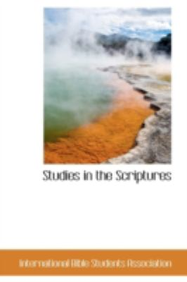 Studies in the Scriptures  N/A 9781113218254 Front Cover