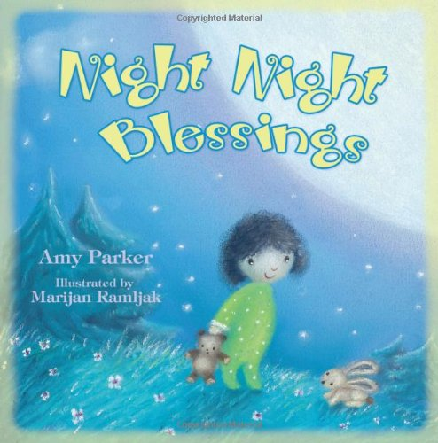 Night Night Blessings   2011 9781400318254 Front Cover