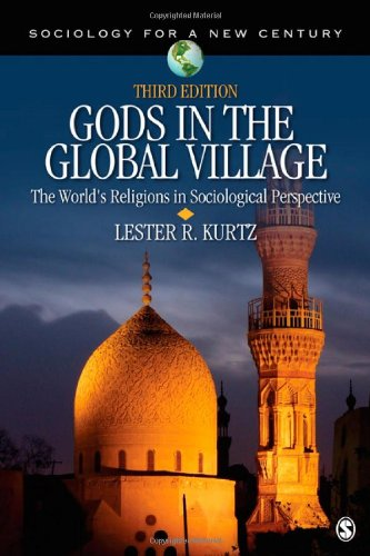 Gods in the Global Village The World's Religions in Sociological Perspective 3rd 2012 edition cover