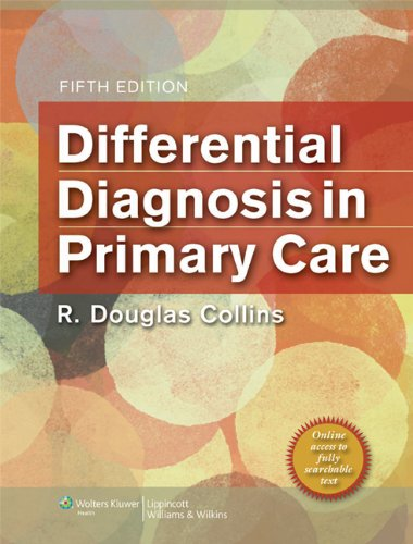 Differential Diagnosis in Primary Care  5th 2012 (Revised) edition cover