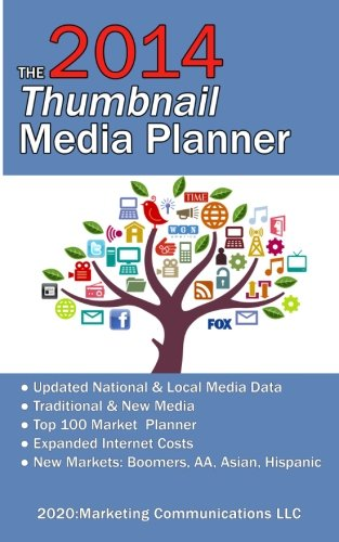 2014 Thumbnail Media Planner Advertising Rates and Data N/A edition cover