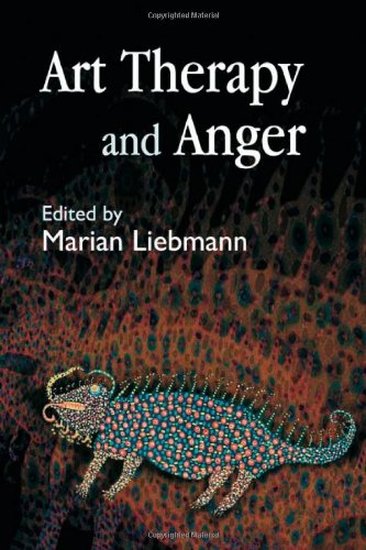 Art Therapy and Anger   2008 9781843104254 Front Cover