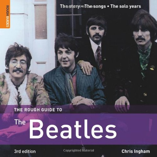 Rough Guide to the Beatles  3rd 2009 edition cover
