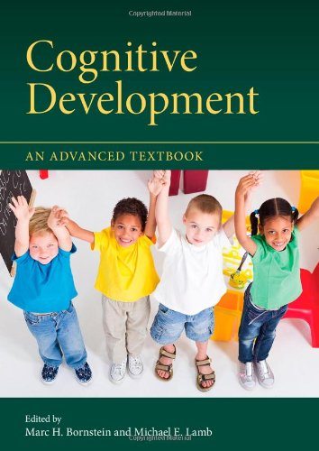Cognitive Development An Advanced Textbook  2011 edition cover