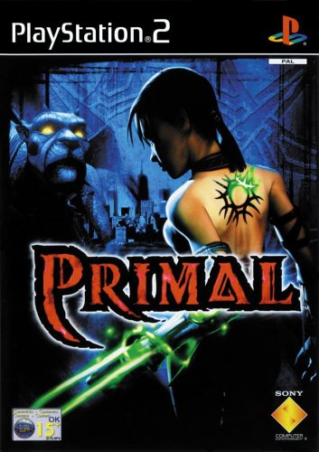 Primal PlayStation2 artwork