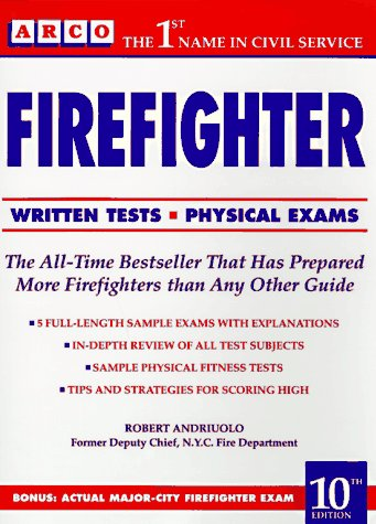 Firefighter 12th 9780028619255 Front Cover