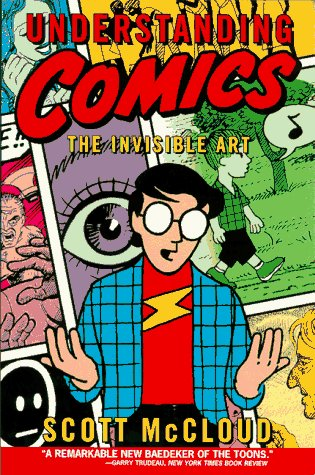 Understanding Comics The Invisible Art  1994 edition cover