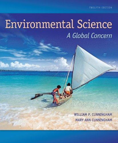 Environmental Science A Global Concern 12th 2012 edition cover