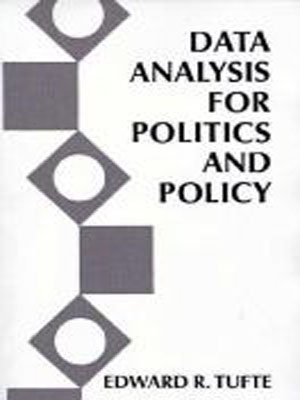 Data Analysis for Politics and Policy 1st 1974 edition cover