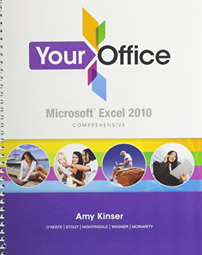 Your Office Microsoft Xcl10 Comp&mil W/etx  2012 9780132866255 Front Cover