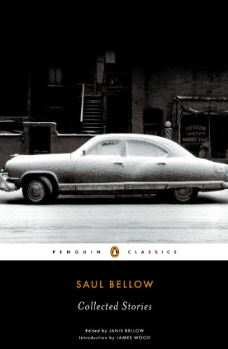 Saul Bellow - Collected Stories  N/A edition cover