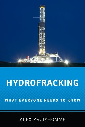 Hydrofracking What Everyone Needs to Know�  2013 9780199311255 Front Cover