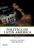 Politics of Latin America: The Power Game  2014 edition cover