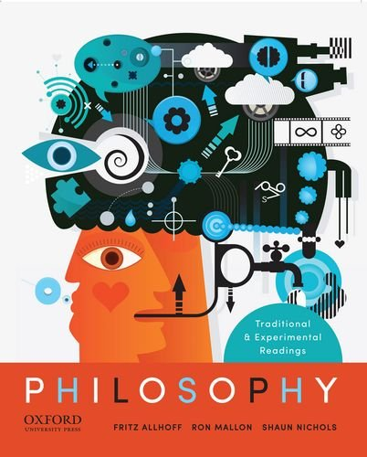 Philosophy Traditional and Experimental Readings  2013 edition cover