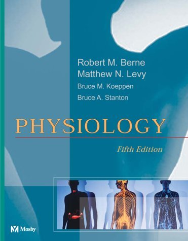 Physiology  5th 2003 (Revised) edition cover