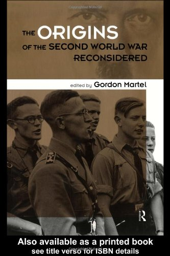 Origins of Second World War Reconsidered A. J. P. Taylor and Historians 2nd 2000 (Revised) edition cover